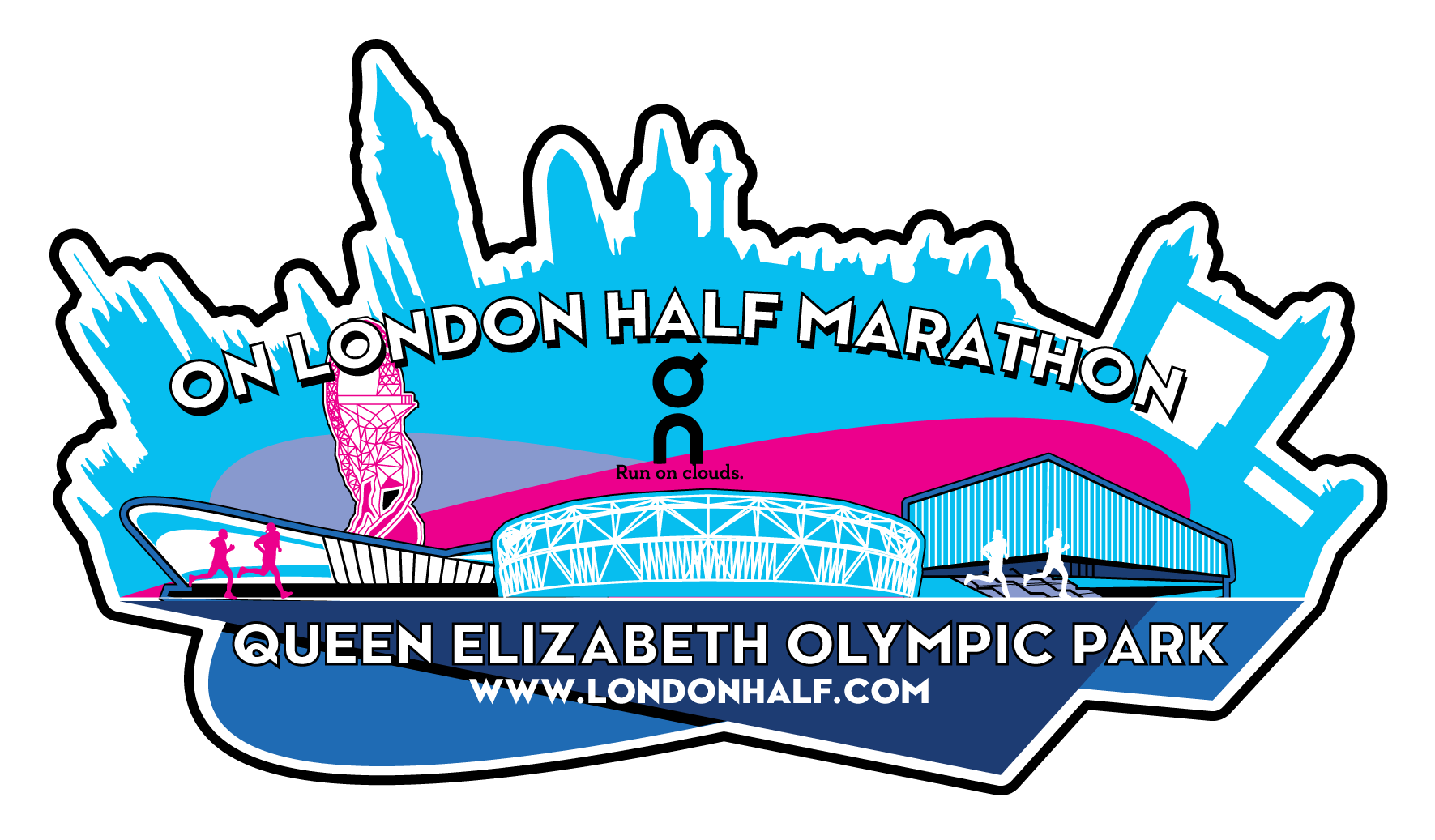 Queen Elizabeth Olympic Park Half Marathon | London Half
